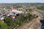 Budowa DW 992 w Jaśle