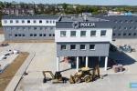 Budowa nowej siedziby Policji w Jaśle