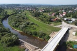 Budowa mostu na osiedlu Gądki