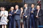 Dożynki Powiatu Jasielskiego w Nienaszowie