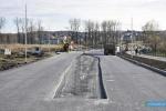 Budowa nowego odcinka DW 992 w Jaśle