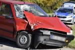 Wypadek w Kątach