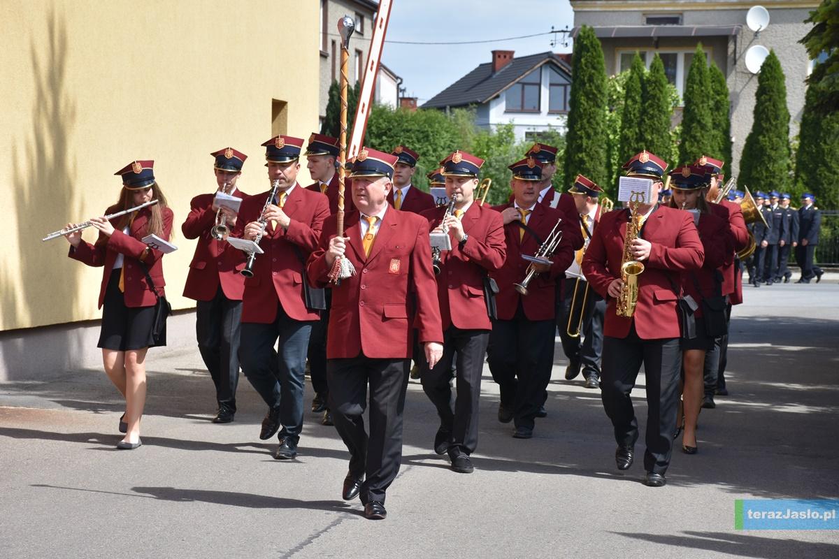 Obchody Dnia Strażaka 2018 w Jaśle
