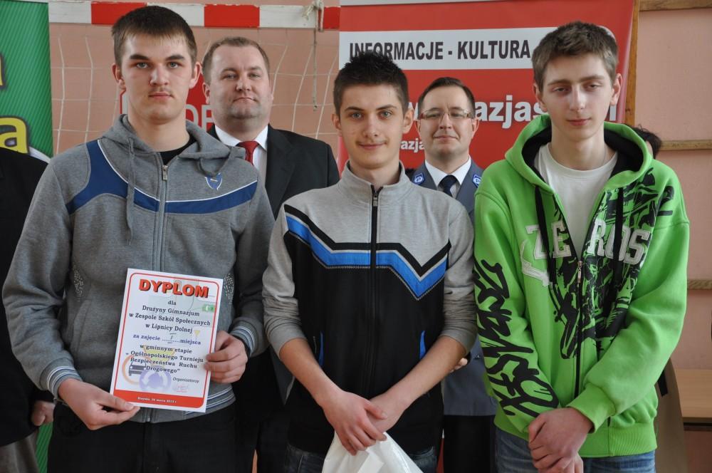 Społeczne Gimnazjum w Lipnicy Dolnej
