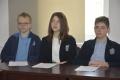 I Sesja Młodzieżowej Rady Miejskiej Jasła II kadencji