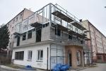Nadbudowa bloku - ulica Szkolna 32