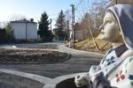 Rewitalizacja terenu zielonego - ulica Łukasiewicza