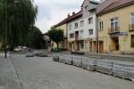 Przebudowa parkingu przy ulicy Staszica