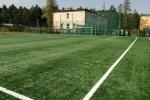 Przebudowa boiska piłkarskiego na osiedlu Gamrat