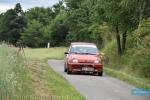 Rajd samochodowy w Błażkowej