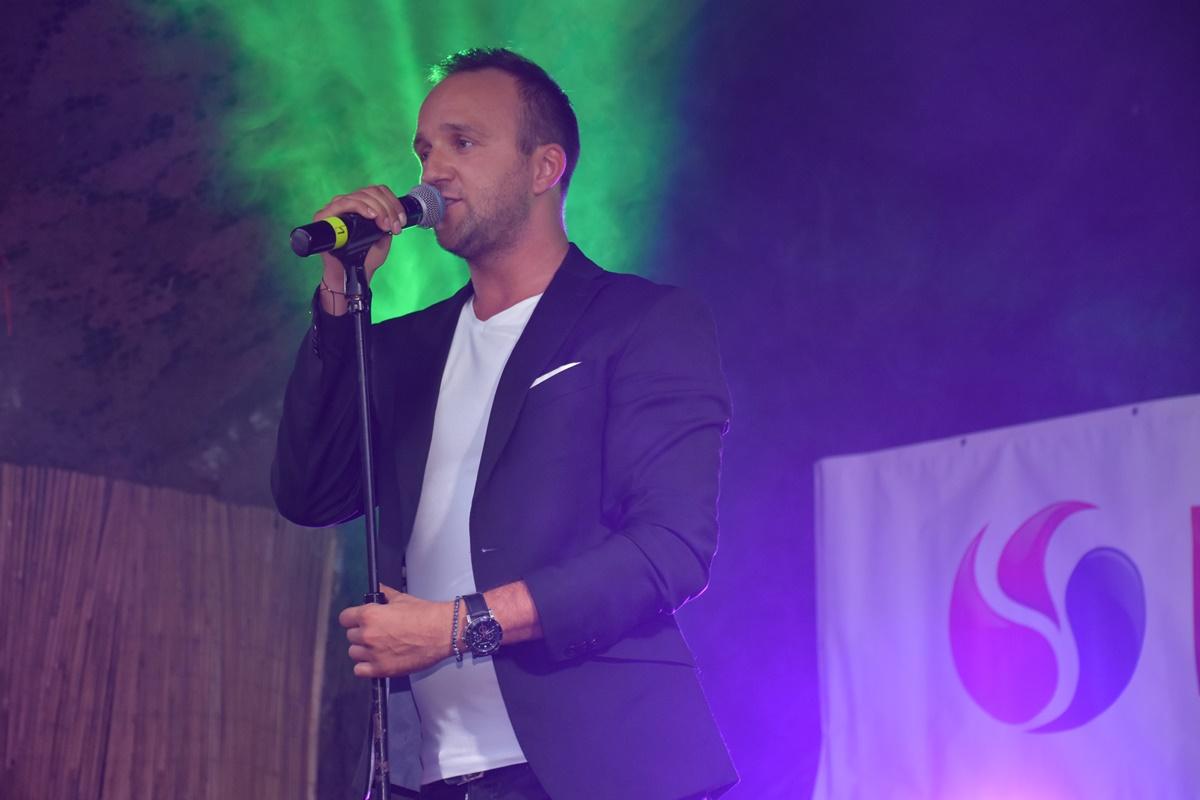Koncert Mateusza Mijala na Dożynkach Powiatowych
