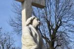 Pomnik św. Marii Magdaleny na grobie Bartmańskich