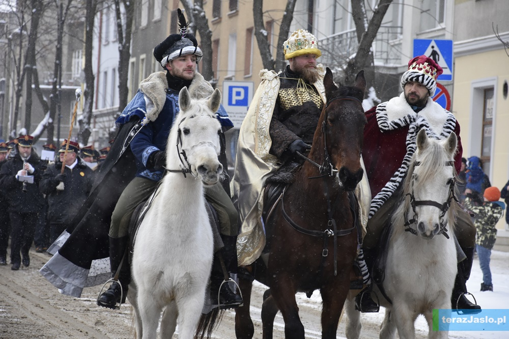 Orszak Trzech Króli 2017 w Jaśle