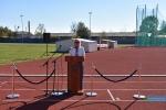 Otwarcie stadionu w Trzcinicy