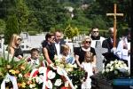 Ponowny pogrzeb śp. Stanisława Zająca