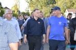 Wizyta Prezydenta Andrzeja Dudy w Trzcinicy