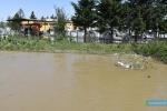 Skutki gwałtownych burz w mieście Jaśle