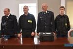 Defibrylatory dla OSP miasta Jasła