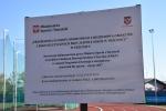 Stadion lekkoatletyczny w Trzcinicy