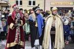 VII Orszak Trzech Króli w Jaśle