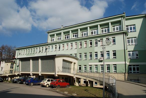 Wiesław Zajdel był wieloletnim ordynatorem oddziału wewnętrznego jasielskiego szpitala (fot. Damian Palar)