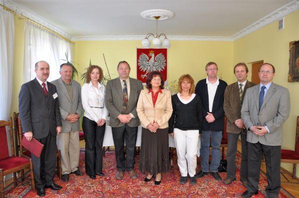 Uczestnicy spotkania (fot. UMJ)