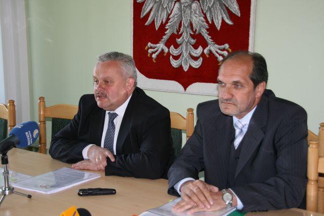Wojewoda podkarpacki wydał dzisiaj pozytywną opinię w sprawie przywrócenia praw miejskich Kołaczycom (fot. PUW)