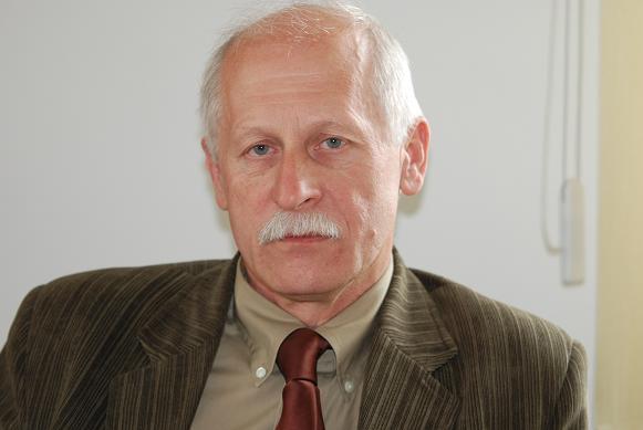 Bogusław Wójcik, pełniący funkcję wójta gminy Tarnowiec (fot. Damian Palar)