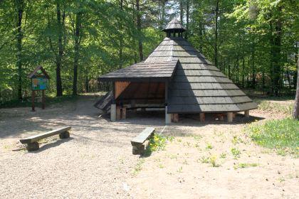 Park Rekreacji i Edukacji Ekologicznej w Foluszu. Fot. Starostwo Powiatowe