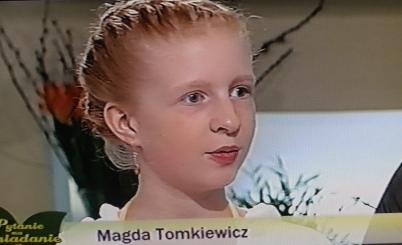 11 maja Magda gościła razem z mamą w Pytaniu na śniadanie. Fot. archiwum