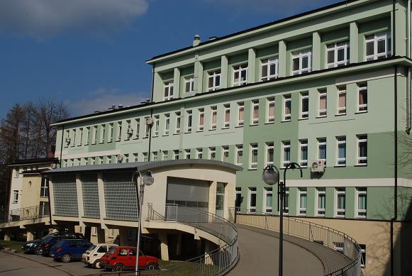 W jasielskim szpitalu ma powstać Podkarpacki Ośrodek Mikrochirurgii. Fot. Damian Palar