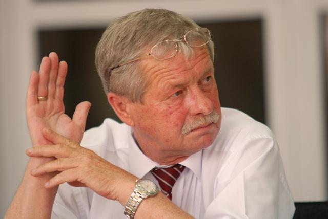 Stanisław Żygłowicz nie jest już członkiem Zarządu Powiatu. Jego rezygnację ze stanowiska przyjęła Rada Powiatu w Jaśle. Fot. Daniel Baron