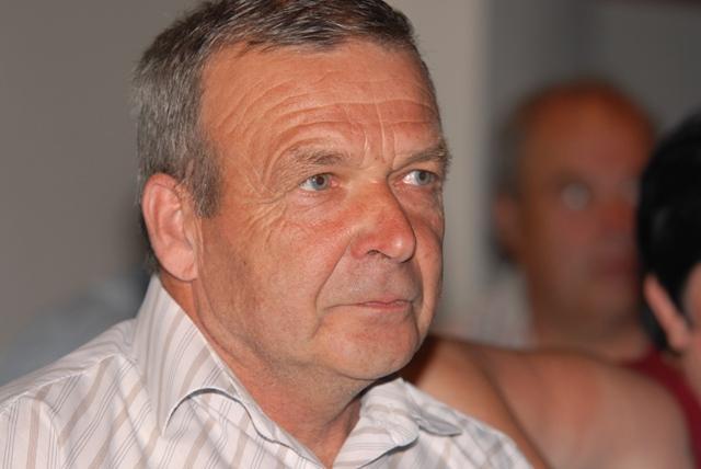 Stanisław Lawera, prezes Stowarzyszenia Sołtysów Województwa Podkarpackiego