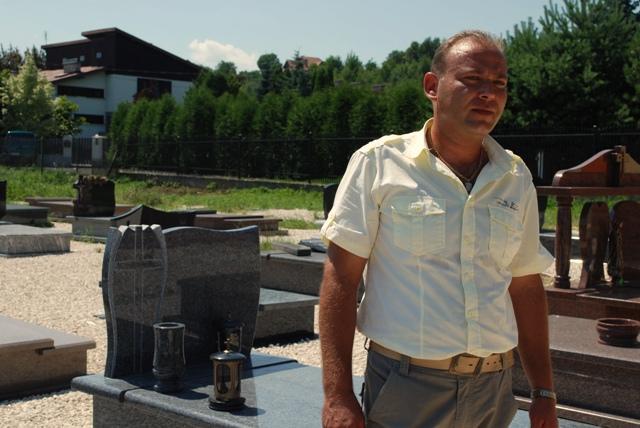 Piotr Janowski, Centrum Kamienia w Jaśle