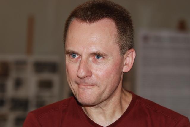 Marek Biliński. Fot. Damian Palar