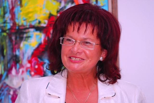 Burmistrz Maria Kurowska uważa, że nie jest to dobra promocja miasta. Fot. terazJaslo.pl / Damian Palar