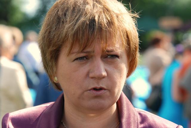 Od 1 stycznia 2010 roku Małgorzata Salacha będzie burmistrzem miasta Kołaczyce. Fot. Daniel Baron / terazJaslo.pl