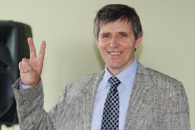 Jerzy Polak. Fot. Damian Palar