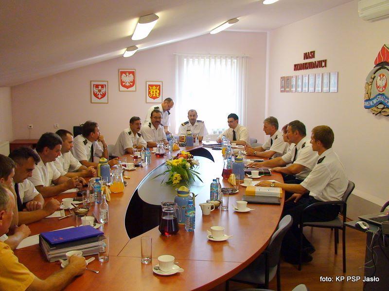 Fot. KP PSP w Jaśle