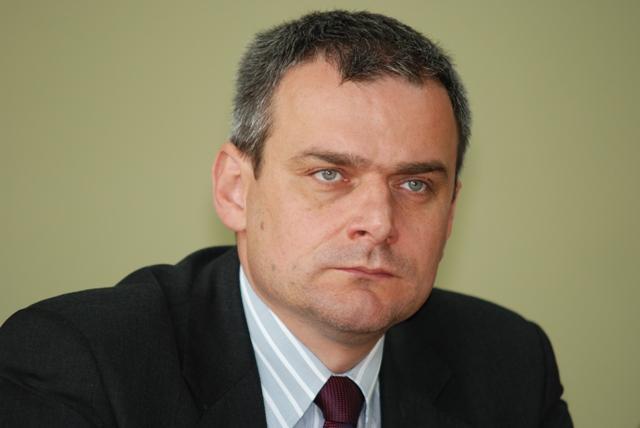 Paweł Wypych. Fot. Damian Palar