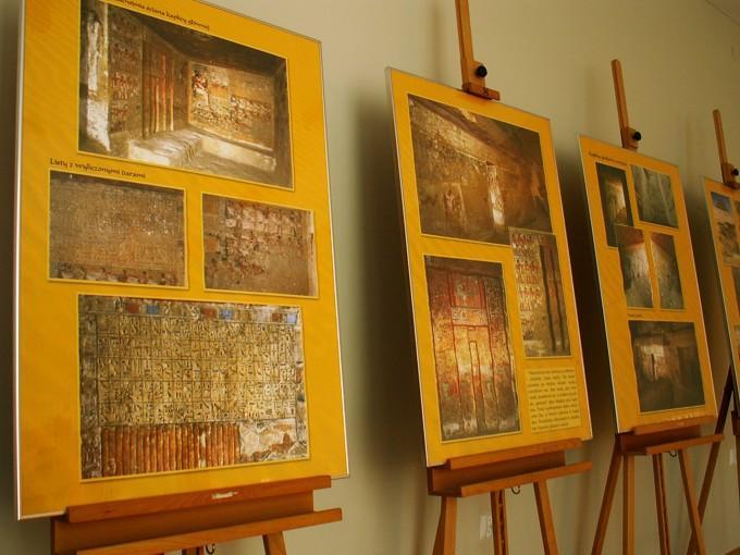 Fragment wystawy. Fot. JDK