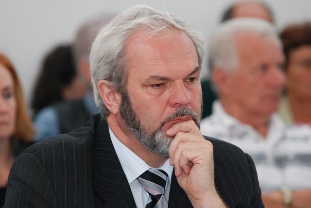 Ryszard Pabian, zastępca burmistrza Jasła. Fot. terazJaslo.pl / Damian Palar