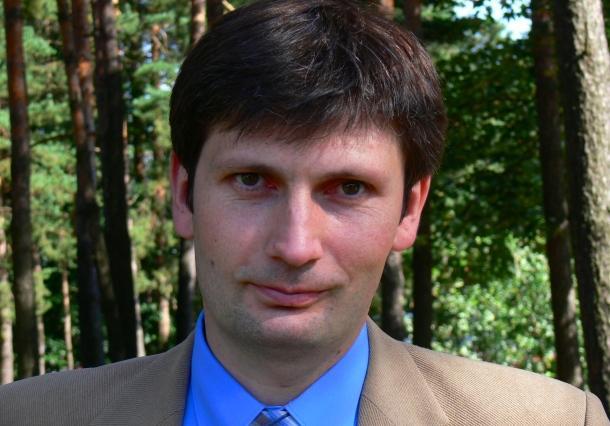 Rafał Gużkowski. Fot. Daniel Baron