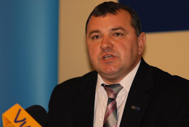 Prezes Gamrat S.A. Andrzej Czajka. Fot. Damian Palar