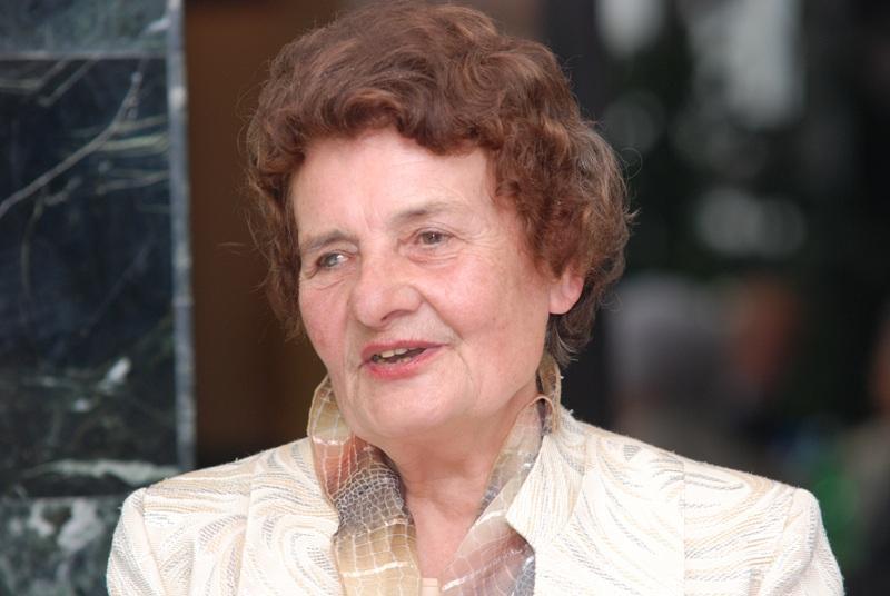 Irena Gorczyca, wiceprezes Koła PTN w Jaśle. Fot. Damian Palar