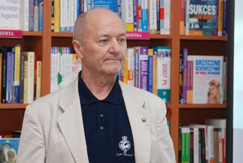 Jacek Pałkiewicz. Fot. Damian Palar