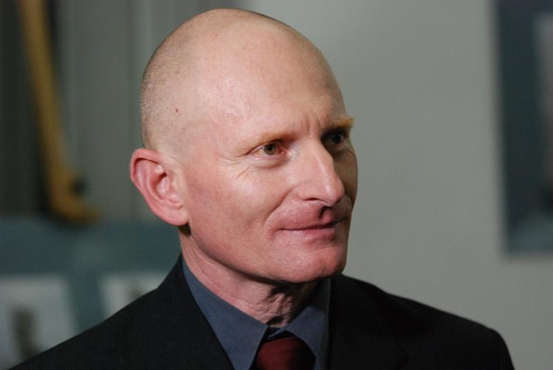 Tomasz Kasprzyk. Fot. Damian Palar