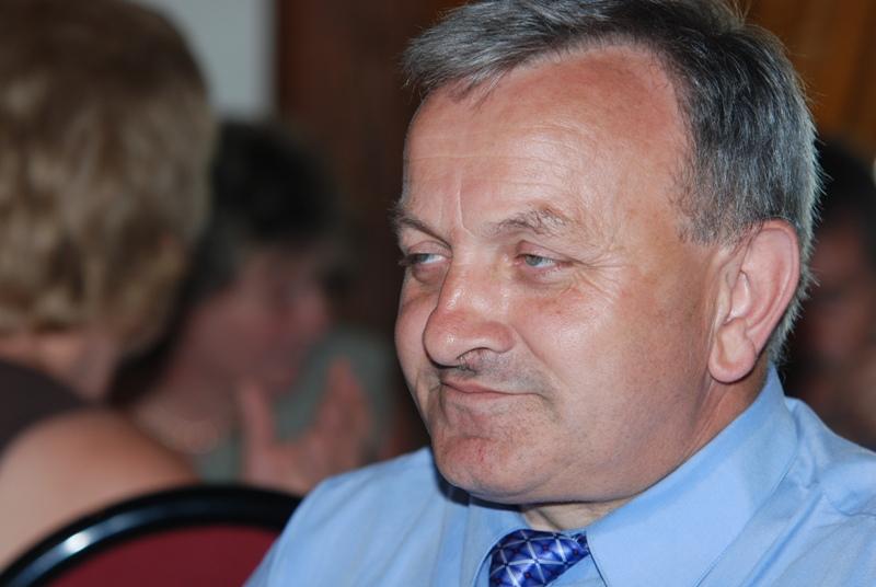 Ryszard Papciak, wójt gminy Brzyska. Fot. Daniel Baron / terazJaslo.pl