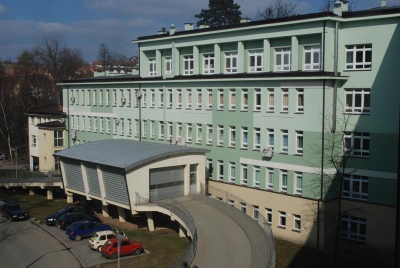 Szpital Specjalistyczny w Jaśle. Fot. Damian Palar / terazJaslo.pl