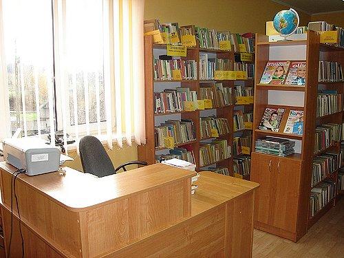 Biblioteka w Osobnicy po remoncie. Fot. archiwum GBP